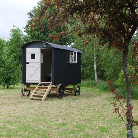 shepherds huts for office
